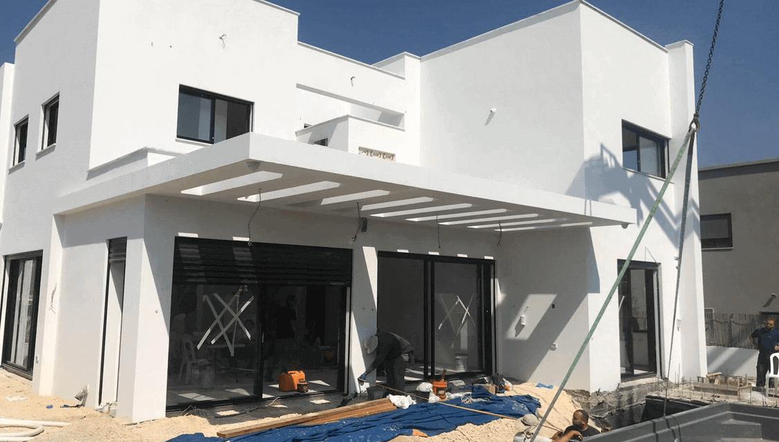 ארבל בניין - בונים איכות חיים